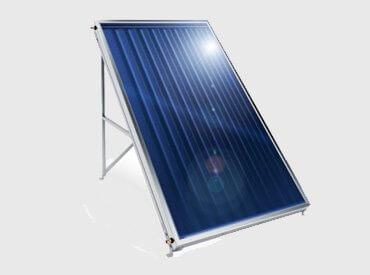Плоски слънчеви колектори Елдом  от  1.5 кв.м-2.5 кв.м