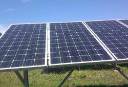 Фотоволтаична централа с мощност 34 kW